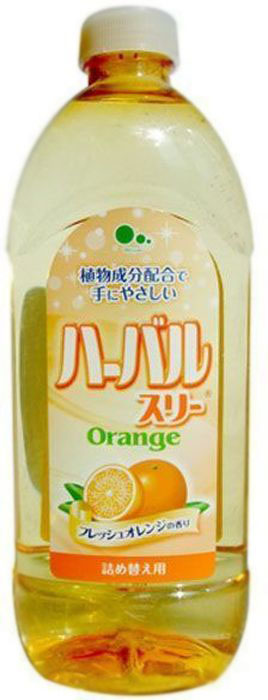 Концентрированное средство Mitsuei, для мытья посуды, овощей и фруктов, с ароматом апельсина, 450 мл40344Высокая концентрация компонентов делает это средство невероятно экономичным. Образует большое количество пены, которая расщепляет любые загрязнения. Растительные компоненты в составе ухаживают за кожей ваших рук. Средство без остатка смывается водой, что делает его абсолютно безопасным. Подходит для мытья овощей и фруктов.