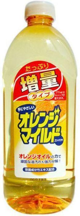 Концентрированное средство Mitsuei, для мытья посуды, овощей и фруктов, с ароматом апельсина, 450 мл40429Высокая концентрация компонентов делает это средство невероятно экономичным. Образует большое количество пены, которая расщепляет любые загрязнения. Растительные компоненты в составе ухаживают за кожей ваших рук. Средство без остатка смывается водой, что делает его абсолютно безопасным. Подходит для мытья овощей и фруктов.