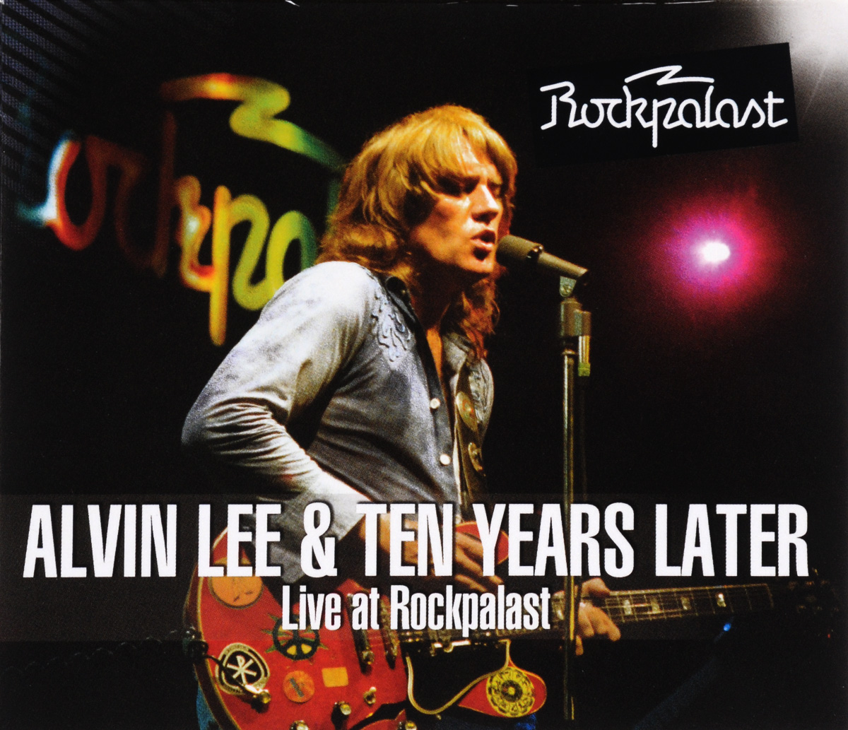 Алвин Ли,Ten Years Later Alvin Lee And Ten Years Later. Live At Rockpalast 1978 (CD+DVD) ten years after ten years after undead expanded 2 lp 180 gr