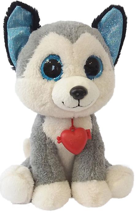 Fancy Мягкая игрушка Хаски 22 см fancy мягкая игрушка собака эля 14 5 см