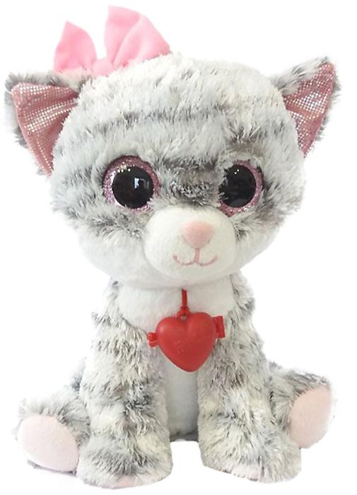 Fancy Мягкая игрушка Кошечка 24 см fancy мягкая игрушка сова с кулоном 21 см