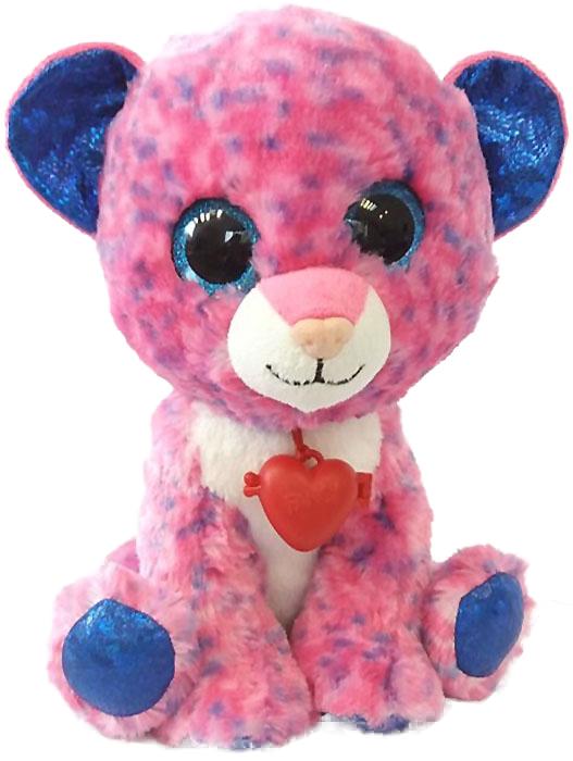 Fancy Мягкая игрушка Леопард 23 см мягкая игрушка сердце fancy