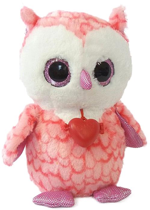 Fancy Мягкая игрушка Сова 20 см мягкая игрушка сердце fancy