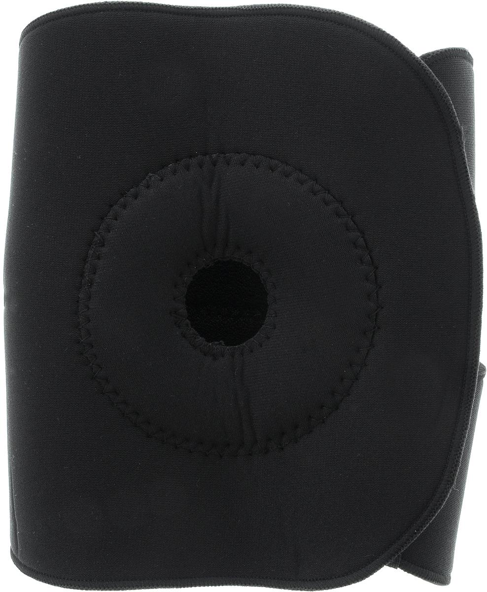 Суппорт колена Bradex. Размер универсальный. SF 0244SF 0244Коленные суставы наиболее подвержены чрезмерным нагрузкам, возникающим при занятиях спортом, длительной ходьбе или продолжительном пребывании стоя. Для того чтобы минимизировать неприятные последствия статических и динамических нагрузок на коленный сустав и сухожилия, используйте суппорт колена Bradex.Для определения обхвата колена необходимо измерить сантиметровой лентой его окружность по середине коленной чашечки.