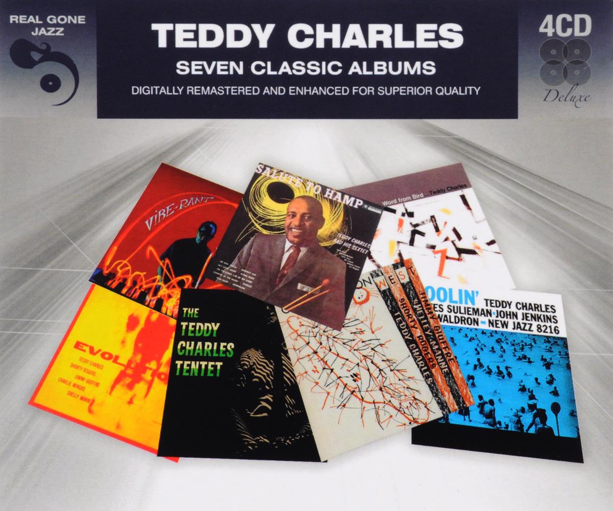Zakazat.ru Teddy Charles. 7 Classic Albums (4 CD)