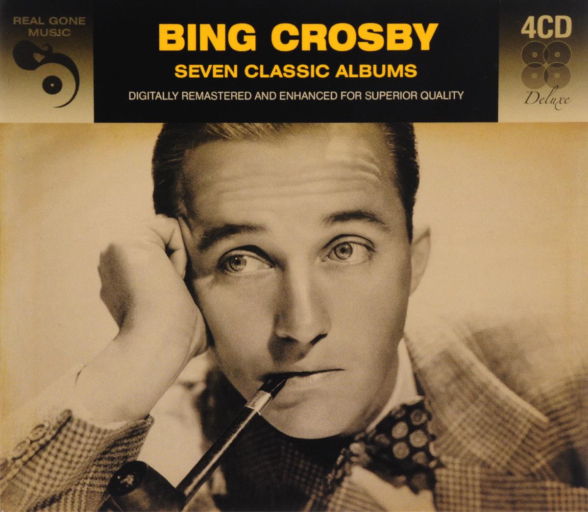 Zakazat.ru Bing Crosby. 7 Classic Albums (4 CD)
