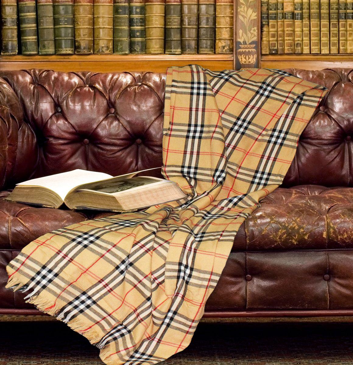 Плед Amore Mio Клетка, 140 х 200 см. 7461874618Пледы Scotland Amore Mio - комфорт и уют каждый день! Amore Mio - разнообразие ярких и современных дизайнов прослужат не один год и всегда будут радовать вас и ваших близких сочностью красок и красивым рисунком. Пледы Amore Mio подарят вам нежность жаркими летними ночами, теплоту и комфорт прохладными зимними вечерами. Пледы Scotland Amore Mio - легкое, универсальное тканое изделие, с кистями. Пряжей для выработки послужил 100% акрил. Не зря в народе за акрилом закрепилось имя искусственной шерсти. Потому, что акриловое волокно, на самом деле великолепно удерживает тепло, оно практично и долговечно, оно отлично окрашивается и быстро сохнет. Еще одно преимущество в цене, так как по факту акрил значительно дешевле натуральной шерсти. В ассортименте широкий размерный ряд, разнообразные дизайны.