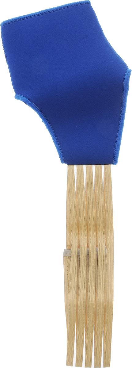 Суппорт голеностопа Bradex, с дополнительной фиксацией. Размер универсальный. SF 0255SF 0255Регулируемый суппорт голеностопа Bradex обеспечит качественную поддержку мышц и связок, что помогает значительно снизить нагрузку на голеностоп при занятиях спортом и повышенной физической нагрузке. Суппорт также незаменим при необходимости ограничения подвижности сустава в периоды реабилитации после травм и операций. Оснащен специальным ремнем для дополнительной фиксации.Преимущества:-Надежно фиксирует голеностоп и обеспечивает необходимую поддержку.- Неопрен, из которого выполнен суппорт, обеспечивает разогревающий эффект.- Может использоваться как во время тренировки, так и в повседневной жизни.- Удобно закрепляется на стопе, не причиняя дискомфорта.- Размер суппорта универсальный, регулируется липучками.