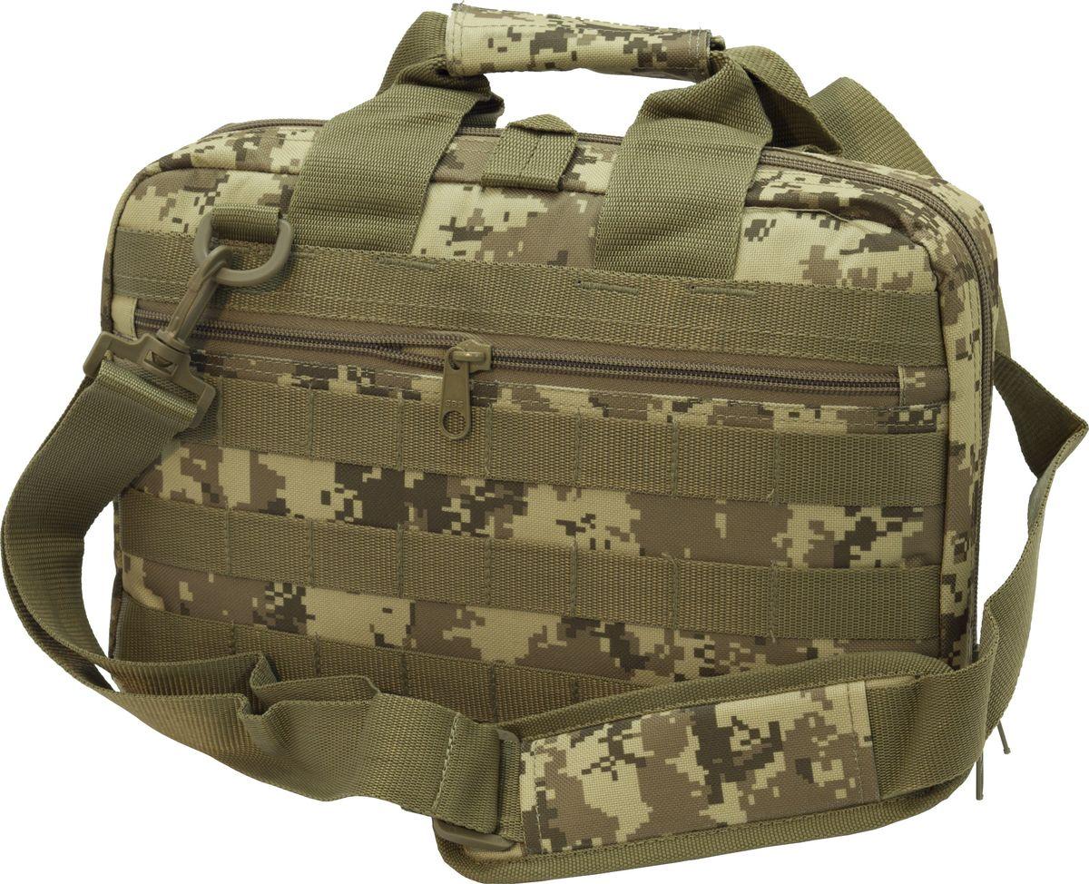 Сумка для оружия Fieldline  Shooters Bag , цвет: камуфляж, зеленый - Охота