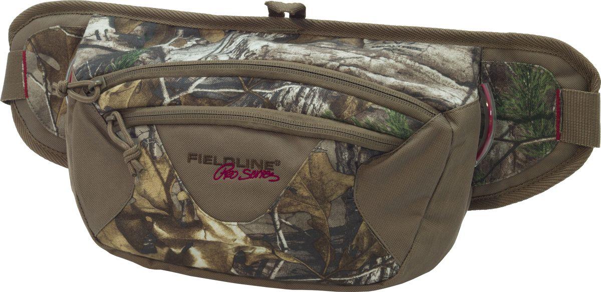 """Сумка для охоты Fieldline """"Montana Waist Pack"""", поясная, цвет: камуфляж, светло-коричневый"""