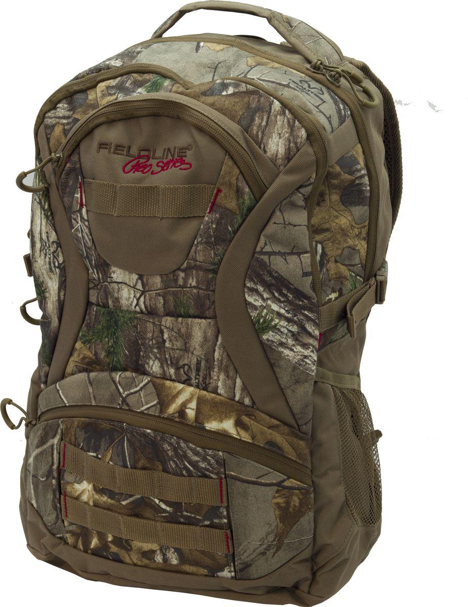 Рюкзак для охоты Fieldline Treeline Day Pack, цвет: камуфляж, светло-коричневый treeline green купить