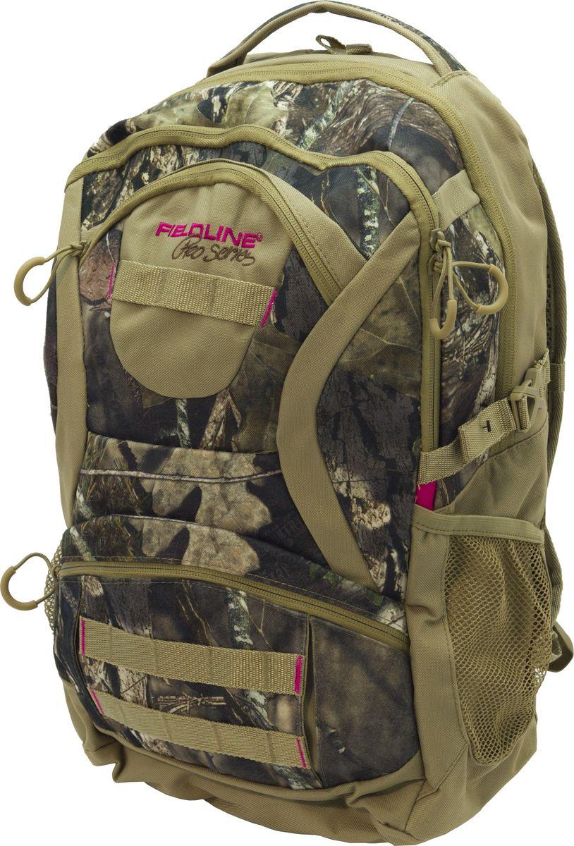 Рюкзак для охоты Fieldline  Womens's Treeline Day Pack , цвет: камуфляж, светло-коричневый, коричневый - Охота