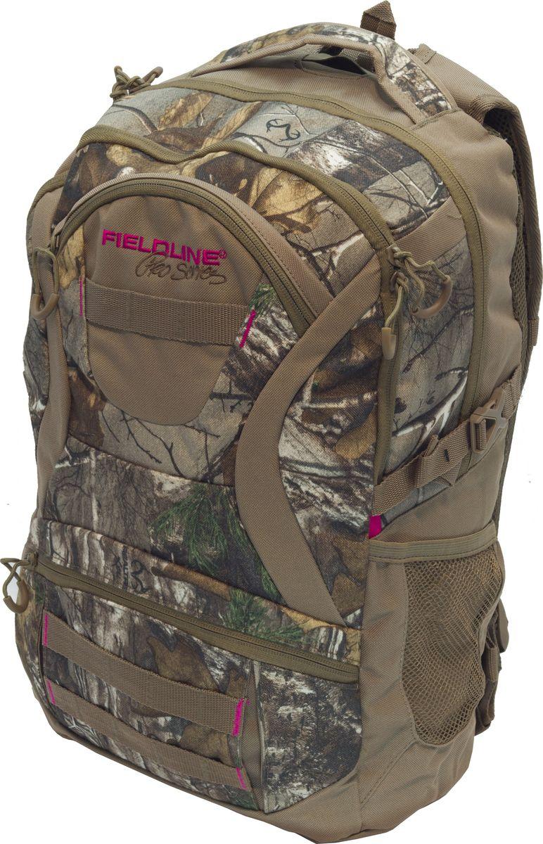 Рюкзак для охоты Fieldline Womens's Treeline Day Pack, цвет: камуфляж, светло-коричневый treeline green купить