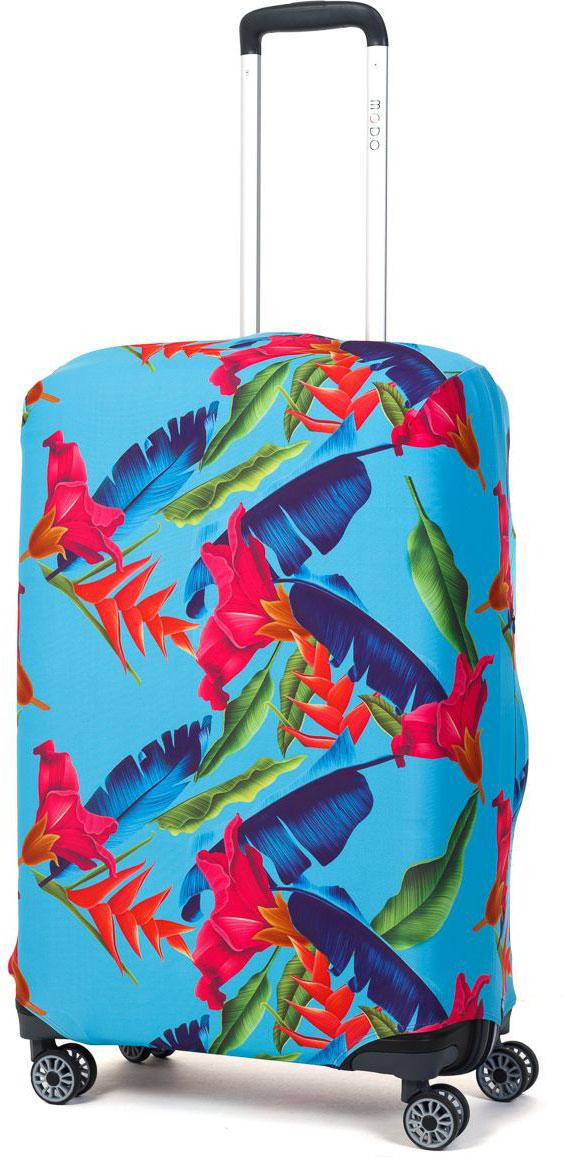 Чехол для чемодана Mettle Askada, размер M (высота чемодана: 65-75 см)LK-21000021Модный универсальный чехол для чемодана METTLE, подходит для средних чемоданов размера М (высота: 65-75 см, ширина: 40-46 см, глубина: 25-32 см). Он выполнен из спандекса. Эластичная ткань со специальной UF-водоотталкивающей пропиткой лучше защитит ваш чемодан от грязи и солнечных лучей. Картинка чехла надолго останется яркой и красочной. Две боковые потайные молнии, усиленные дополнительными швами, предохраняют боковые стороны и ручки чемодана от царапин и легких повреждений. Резинка с удобной соединяющей застёжкой надёжно фиксирует чехол на чемодане. Нижняя молния имеет автоматический замок бегунка. В швы багажного чехла дополнительно вшит эластичный жгут для лучшей усадки и фиксации на чемодан. Вся фурнитура изготовлена в фирменном дизайне METTLE.Чехол упакован в функциональный мешочек из аналогичной ткани, который вы сможете использовать для хранения и переноски предметов небольшого размера.
