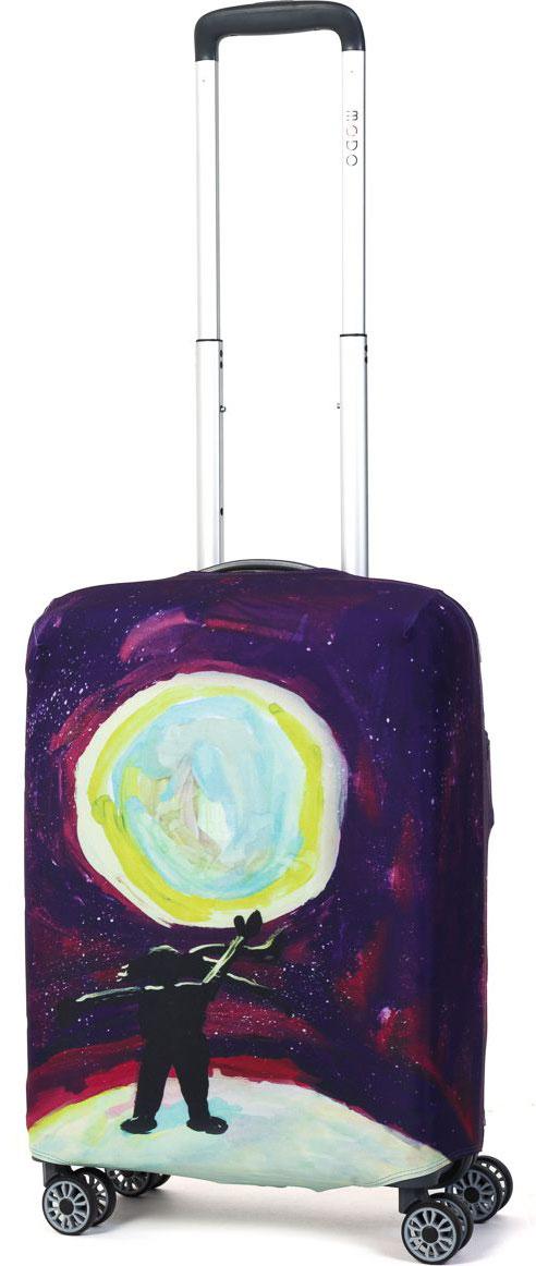 Чехол для чемодана Mettle Serenity, размер S (высота чемодана: 50-55 см)LK-21000026Модный универсальный чехол METTLE подходит для чемоданов ручной клади размера S (высота: 50-55 см, ширина: 35-40 см,глубина: 20-25 см). Он выполнен из спандекса. Эластичная ткань со специальной UF-водоотталкивающей пропиткой лучше защитит ваш чемоданот грязи и солнечных лучей.Картинка чехла надолго останется яркой и красочной. Две боковые потайные молнии, усиленные дополнительными швами, предохраняютбоковые стороны и ручки чемодана от царапин и легких повреждений. Резинка с удобной соединяющей застёжкой надёжно фиксирует чехол начемодане. Нижняя молния имеет автоматический замок бегунка. В швы багажного чехла дополнительно вшит эластичный жгут для лучшей усадкии фиксации на чемодан. Вся фурнитура изготовлена в фирменном дизайне METTLE. Чехол упакован в функциональный мешочек из аналогичной ткани, который вы сможете использовать для хранения и переноски предметовнебольшого размера.