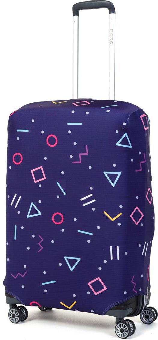 Чехол для чемодана Mettle Morz, размер M (высота чемодана: 65-75 см)LK-21000033Модный универсальный чехол METTLE подходит для средних чемоданов размера М (высота: 65-75 см, ширина: 40-46 см, глубина: 25-32 см). Он выполнен из спандекса. Эластичная ткань со специальной UF-водоотталкивающей пропиткой лучше защитит ваш чемодан от грязи и солнечных лучей. Картинка чехла надолго останется яркой и красочной. Две боковые потайные молнии, усиленные дополнительными швами, предохраняют боковые стороны и ручки чемодана от царапин и легких повреждений. Резинка с удобной соединяющей застёжкой надёжно фиксирует чехол на чемодане. Нижняя молния имеет автоматический замок бегунка. В швы багажного чехла дополнительно вшит эластичный жгут для лучшей усадки и фиксации на чемодан. Вся фурнитура изготовлена в фирменном дизайне METTLE.Чехол упакован в функциональный мешочек из аналогичной ткани, который вы сможете использовать для хранения и переноски предметов небольшого размера.