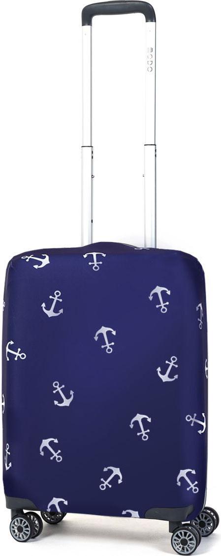Чехол для чемодана Mettle Sailor, размер S (высота чемодана: 50-55 см)LK-21000044Модный универсальный чехол METTLE подходит для чемоданов ручной клади размера S (высота: 50-55 см, ширина: 35-40 см, глубина: 20-25 см). Он выполнен из спандекса. Эластичная ткань со специальной UF-водоотталкивающей пропиткой лучше защитит ваш чемодан от грязи и солнечных лучей. Картинка чехла надолго останется яркой и красочной. Две боковые потайные молнии, усиленные дополнительными швами, предохраняют боковые стороны и ручки чемодана от царапин и легких повреждений. Резинка с удобной соединяющей застёжкой надёжно фиксирует чехол на чемодане. Нижняя молния имеет автоматический замок бегунка. В швы багажного чехла дополнительно вшит эластичный жгут для лучшей усадки и фиксации на чемодан. Вся фурнитура изготовлена в фирменном дизайне METTLE.Чехол упакован в функциональный мешочек из аналогичной ткани, который вы сможете использовать для хранения и переноски предметов небольшого размера.