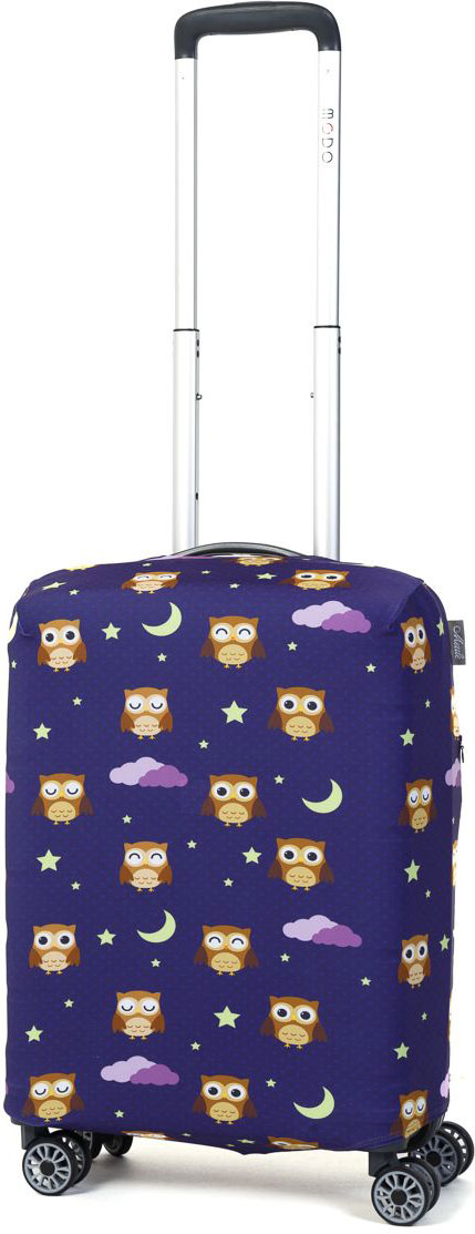 Чехол для чемодана Mettle  Sweet Dream , размер S (высота чемодана: 50-55 см) - Чемоданы и аксессуары