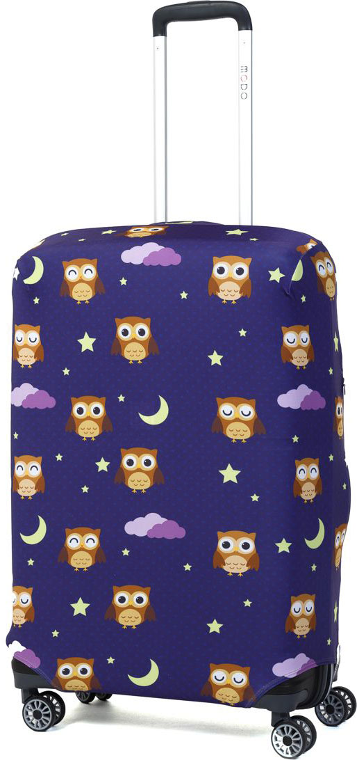 Чехол для чемодана Mettle  Sweet Dream , размер M (высота чемодана: 65-75 см) - Чемоданы и аксессуары