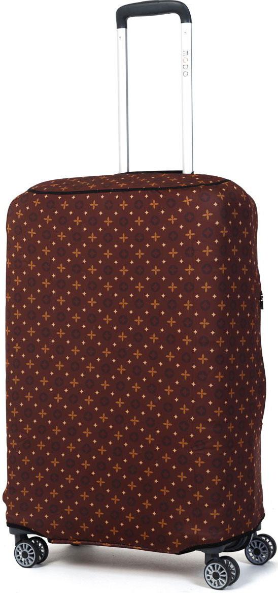 Чехол для чемодана Mettle Lyi, цвет: коричневый. Размер M (высота чемодана: 70-75 см)NP-00000096Премиальный чехол для среднего чемодана размера M (высота 70-75 см от компании Mettle изготовлен из прочного ударопоглощающего, водоотталкивающего материала толщиной 2,5 мм – трехслойная конструкция (первый слой - одноцветный полиэстер, второй слой - неопрен, третий наружный слой – спандекс). Основной слой состоит из неопрена – современный, водонепроницаемый, пористый, резиновый материал. Данный материал используют при производстве костюмов для водолазов и во многих других областях. При пошиве чехла применяется особо прочный двойной шов Flatlock. Нижняя молния чехла оснащена автоматическим замком бегунка. В чехле имеются две боковые водонепроницаемые молнии. Вырез под верхнюю ручку чемодана прикрыт эластичной тканью.Данная модель обладает максимальной степенью защиты среди всех чехлов для чемоданов. Строгий и лаконичный дизайн. Mettle - путешествуйте с характером!