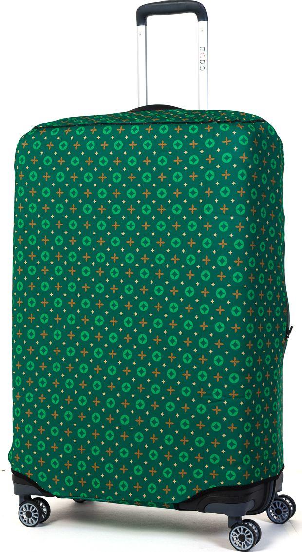 Чехол для чемодана Mettle Verdant, цвет: зеленый. Размер L (высота чемодана: 80-85 см)NP-00000103Премиальный чехол для большого чемодана размера L (высота 80-85 см) от компании Mettle изготовлен из прочного ударопоглощающего, водоотталкивающего материала толщиной 2,5 мм – трехслойная конструкция (первый слой - одноцветный полиэстер, второй слой - неопрен, третий наружный слой – спандекс). Основной слой состоит из неопрена – современный, водонепроницаемый, пористый, резиновый материал. Данный материал используют при производстве костюмов для водолазов и во многих других областях. При пошиве чехла применяется особо прочный двойной шов Flatlock. Нижняя молния чехла оснащена автоматическим замком бегунка. В чехле имеются две боковые водонепроницаемые молнии. Вырез под верхнюю ручку чемодана прикрыт эластичной тканью.Данная модель обладает максимальной степенью защиты среди всех чехлов для чемоданов. Строгий и лаконичный дизайн. Mettle - путешествуйте с характером!