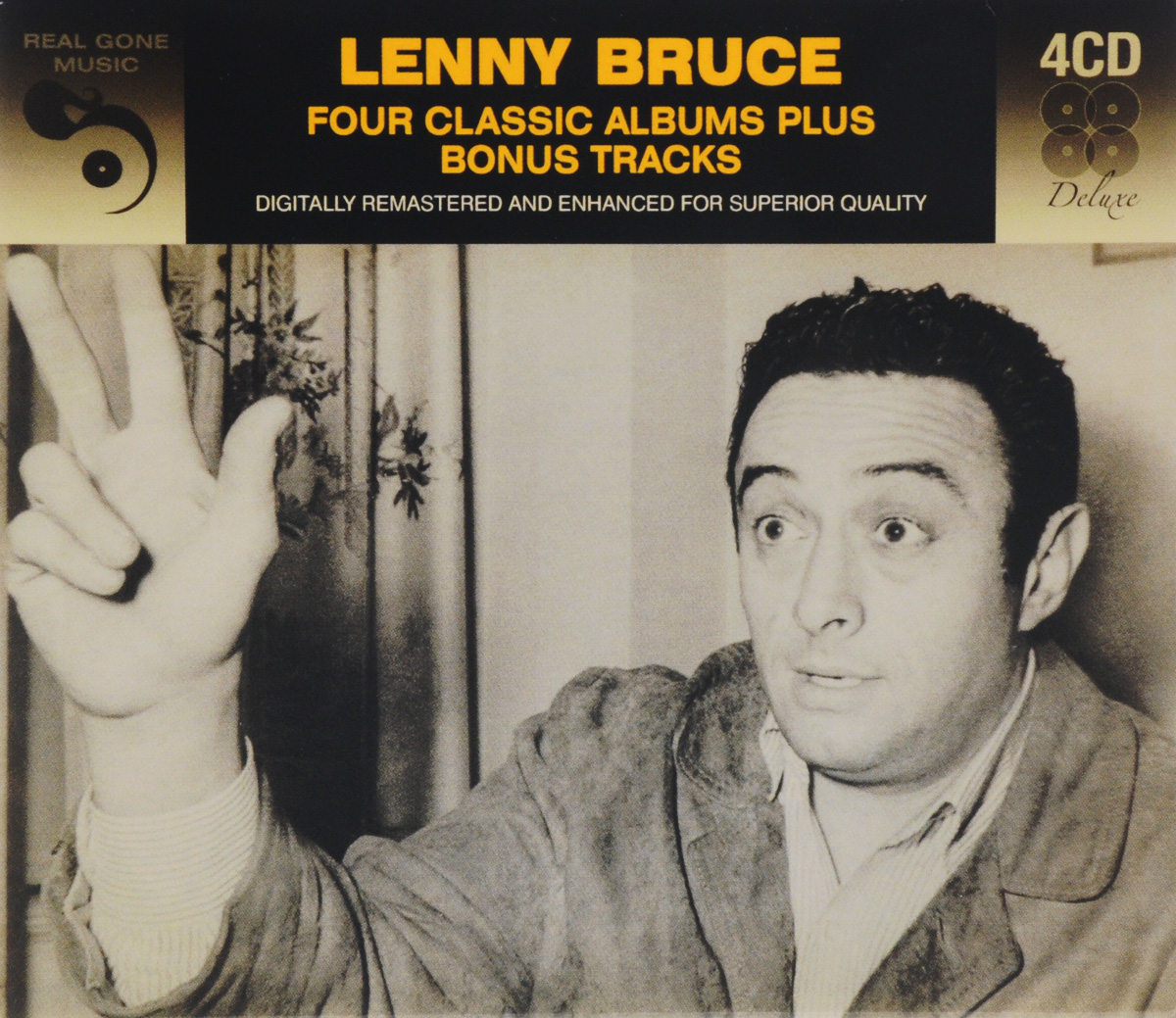 Фото - Брюс Ленни Lenny Bruce. 4 Classic Albums Plus Bonus Tracks (4 CD) real madrid zalgiris kaunas