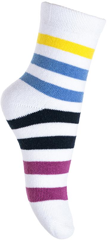 Носки для девочки PlayToday, цвет: белый, голубой, фиолетовый. 372186. Размер 16372186Махровые носки PlayToday очень мягкие, выполненные, из натуральных материалов, приятные к телу и не сковывают движений. Хорошо пропускают воздух, тем самым позволяя коже дышать. Даже частые стирки, при условии соблюдений рекомендаций по уходу, не изменят ни форму, ни цвет изделия. Мягкая резинка не сдавливает нежную детскую кожу.
