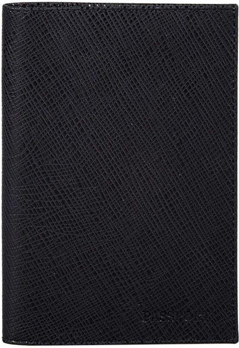 Обложка для паспорта женская Fabula Kristy, цвет: черный. O.1.SGO.1.SG.черныйОбложка для паспорта из коллекции Kristy выполнена из натуральной кожи. Имеет на внутреннем развороте два кармана из прозрачного пластика.