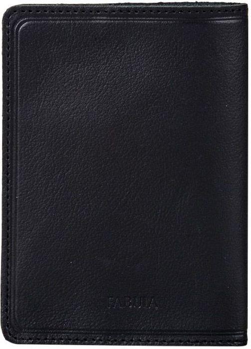 Обложка для паспорта мужская Fabula