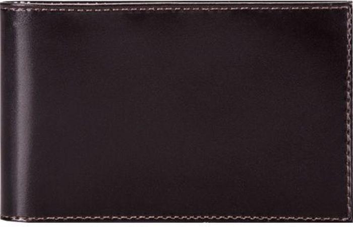 Визитница женская Fabula Classic, цвет: коричневый. V.30.SH визитница мужская fabula brooklyn цвет чёрный v 82 br