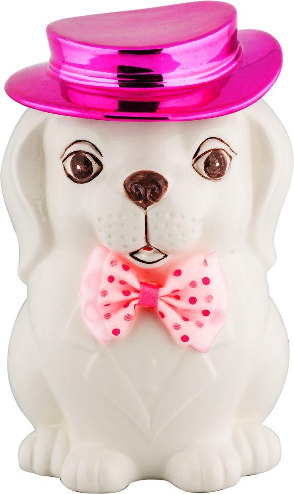Hilltop Собака розовая чай черный листовой, 100 г4607099308763_НГ