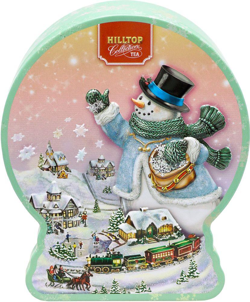 Hilltop Волшебный снегопад чай листовой Молочный оолонг, 100 г4607099308374_НГ