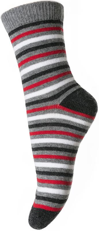 Носки для мальчика PlayToday, цвет: серый, белый, красный. 371037. Размер 14371037Носки PlayToday очень мягкие, выполненные, из натуральных материалов, приятные к телу и не сковывают движений. Хорошо пропускают воздух, тем самым позволяя коже дышать. Даже частые стирки, при условии соблюдений рекомендаций по уходу, не изменят ни форму, ни цвет изделия. Мягкая резинка не сдавливает нежную детскую кожу.