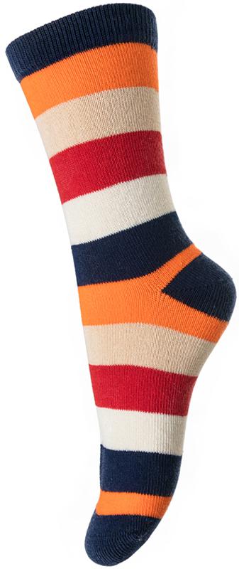 Носки для мальчика PlayToday, цвет: темно-синий, оранжевый, красный. 371087. Размер 16371087Носки PlayToday очень мягкие, выполненные, из натуральных материалов, приятные к телу и не сковывают движений. Хорошо пропускают воздух, тем самым позволяя коже дышать. Даже частые стирки, при условии соблюдений рекомендаций по уходу, не изменят ни форму, ни цвет изделия. Мягкая резинка не сдавливает нежную детскую кожу.