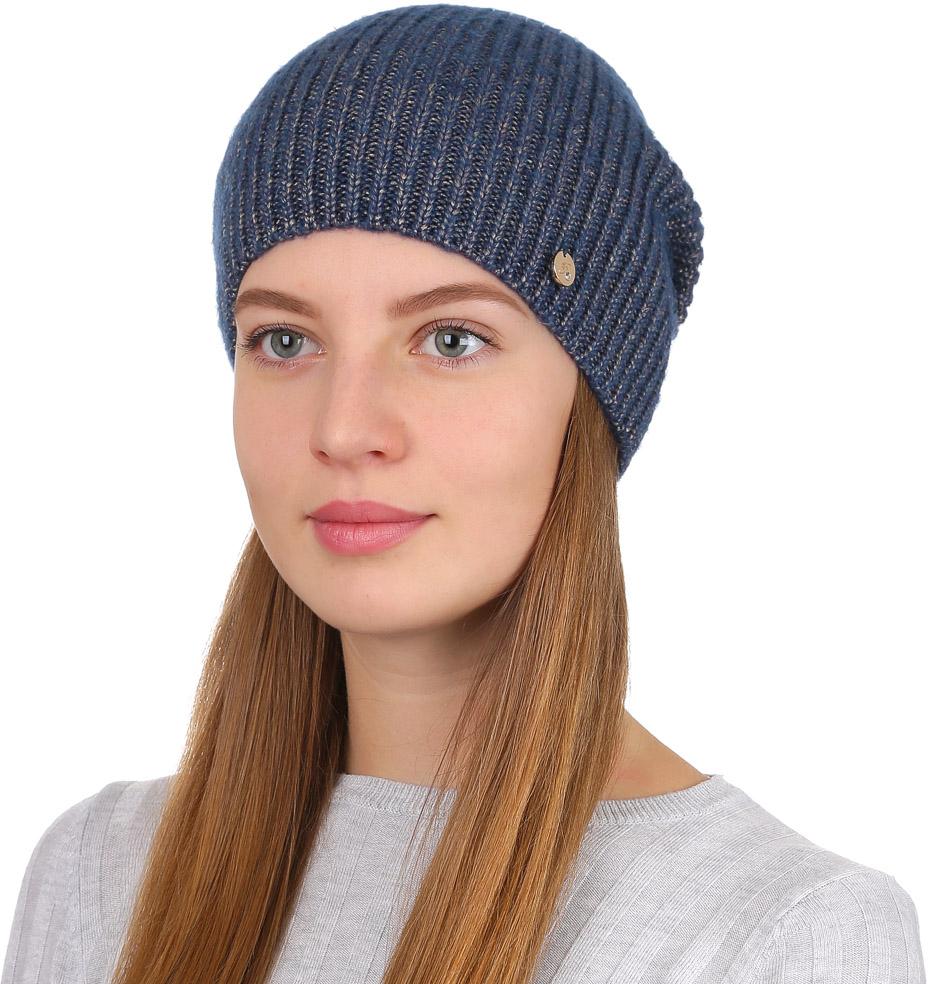 Шапка женская Fabretti, цвет: бирюзовый. F2017-9-19. Размер универсальныйF2017-9-19Универсальная женская шапка от итальянского бренда Fabretti выполнена из шерсти с добавлением полиамида. Простой аккуратный дизайн поможет вам дополнить любой современный образ, а также создать неповторимый модный и элегантный стиль. Такой аксессуар можно сочетать с любым нарядом.