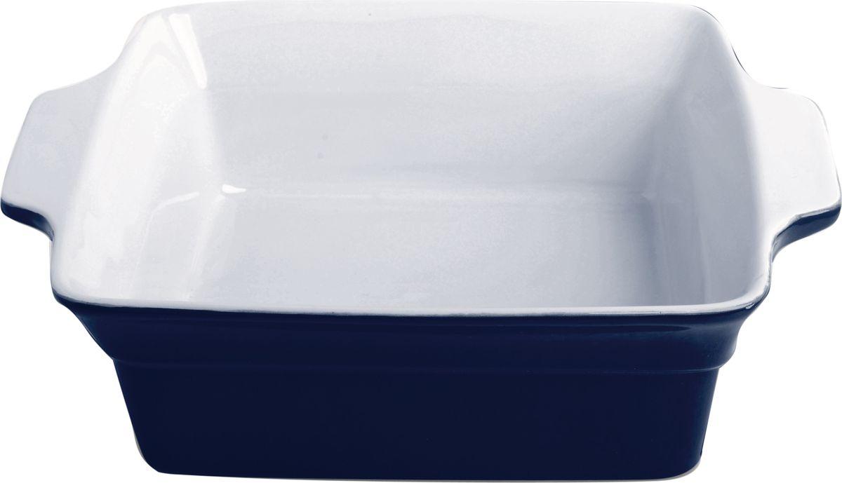 """Форма для запекания """"Frank Moller"""", выполненная из высококачественной керамики, подходит для   использования в микроволновой, конвекционной   печи и духовке. Подходит для хранения продуктов в холодильнике и морозильной камере. Можно   мыть в посудомоечной машине. Устойчивая к образованию пятен и не пропускающая запах.  В такой форме можно запечь вкусный обед или ужин, и сразу же не перекладывая на другую   тарелку поставить на стол.     Как выбрать форму для выпечки – статья на OZON Гид."""