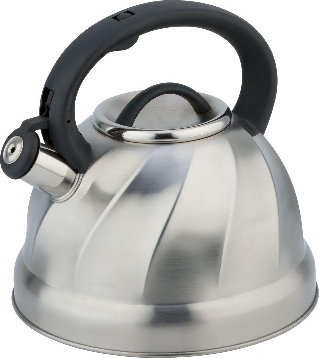 Чайник  Rainstahl , со свистком, 3,5 л. 7618-35RS\WK - Посуда для приготовления