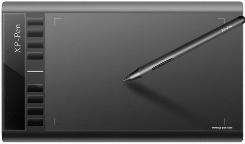 Xp-Pen Star 03 графический планшет - Графические планшеты