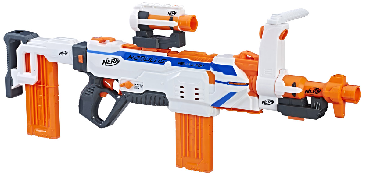 Nerf Бластер Модулус Регулятор - Игрушечное оружие