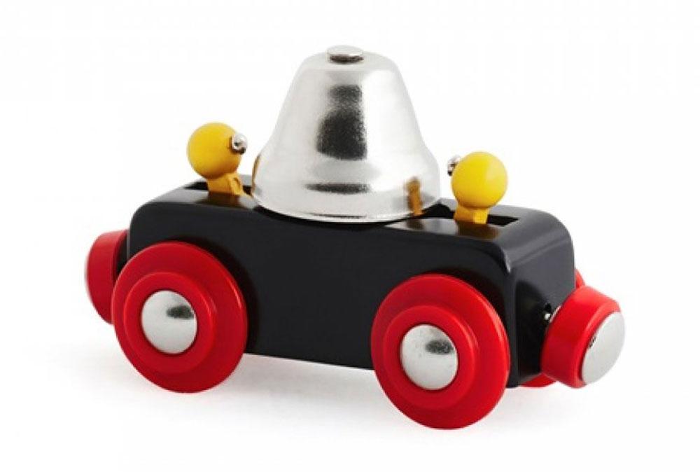 все цены на Brio Вагон с сигнальным колокольчиком онлайн