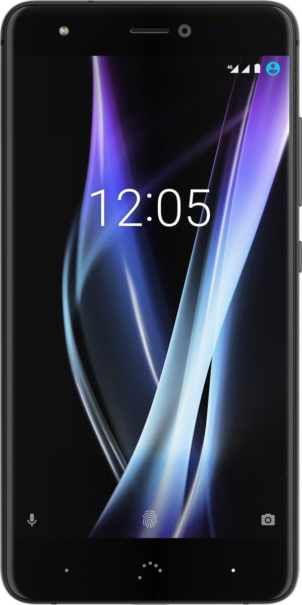 BQ Aquaris X Pro, BlackC000259В модели Aquaris X Pro BQ переосмыслил съемку в ночное время. Объектив с диафрагмой f/1.8 и 1.4 пропускает на 33% больше света, чем сенсоры камеры на предыдущих моделей. Кроме того, с помощью технологии Dual PD камера позволяет вам делать потрясающие снимки в тёмное время суток. Данная технология, совместно с 12 Мп камерой Samsung 2L7, позволяет сделать Ваши фотографии четкими и всегда точно фокусироваться на объекте. Собственное приложение камеры теперь усовершенствовано технологиями: обработкой изображения Multi-Image Processing, технологией мгновенного спуска ZSL, стабилизация видео Vidhance, а также ставшие уже привычными съемка в формате RAW и запись видео 4K@30fps.Все это при совместном использовании позволяет получить более четкие изображения с меньшим уровнем шума и высоким качеством фото, в условиях низкой освещенности.ЗВУК HI-FI Акустическая система включает в себя усилитель звука Smart NXP TFA9896, а также ЦАП ESS Sabre ES9118. Благодаря этому в наушниках яркий, чистый, нагруженный деталями звук качества Hi-Fi, с уровнем искажений при максимальной громкости - менее 0,006%.Кроме того, встроенный кодек Bluetooth APTх позволяет передать высокое качество звука во множество периферийных устройств. Смартфоны Aquaris серии X прославились чистым Android 7.1.1. без оболочек. Аккумулятор емкостью 3100 мАч с функцией быстрой зарядки Quick Charge 3.0, в сочетании с мощным и энергоэффективным процессором Qualcomm Snapdragon 626, позволяет не думать о заряде аккумулятора до 2 суток. Потрясающая яркость экрана до 650 нит, позволяет комфортно использовать смартфон даже при очень ярком солнце. Встроенный NFC чип позволяет оплачивать покупки с помощью смартфона. Как всегда, используются только премиальные материалы корпуса: 2,5D стекло с защитой Dinorex, рама из цельного металла, задняя крышка из 3D стекла. Интересен тот факт, что испанская компания с большой внимательностью относится к поддержке пользователей своих смартфонов. Помимо классиче