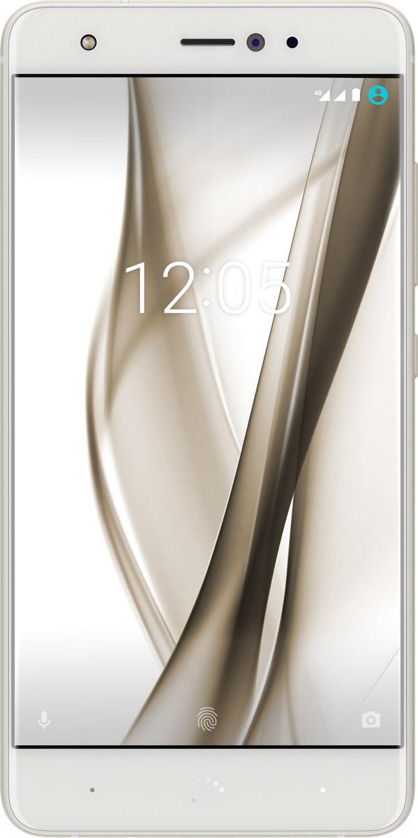 BQ Aquaris X Pro, WhiteC000260В модели Aquaris X Pro BQ переосмыслил съемку в ночное время. Объектив с диафрагмой f/1.8 и 1.4 пропускает на 33% больше света, чем сенсоры камеры на предыдущих моделей. Кроме того, с помощью технологии Dual PD камера позволяет вам делать потрясающие снимки в тёмное время суток. Данная технология, совместно с 12 Мп камерой Samsung 2L7, позволяет сделать Ваши фотографии четкими и всегда точно фокусироваться на объекте. Собственное приложение камеры теперь усовершенствовано технологиями: обработкой изображения Multi-Image Processing, технологией мгновенного спуска ZSL, стабилизация видео Vidhance, а также ставшие уже привычными съемка в формате RAW и запись видео 4K@30fps.Все это при совместном использовании позволяет получить более четкие изображения с меньшим уровнем шума и высоким качеством фото, в условиях низкой освещенности.ЗВУК HI-FI Акустическая система включает в себя усилитель звука Smart NXP TFA9896, а также ЦАП ESS Sabre ES9118. Благодаря этому в наушниках яркий, чистый, нагруженный деталями звук качества Hi-Fi, с уровнем искажений при максимальной громкости - менее 0,006%.Кроме того, встроенный кодек Bluetooth APTх позволяет передать высокое качество звука во множество периферийных устройств. Смартфоны Aquaris серии X прославились чистым Android 7.1.1. без оболочек. Аккумулятор емкостью 3100 мАч с функцией быстрой зарядки Quick Charge 3.0, в сочетании с мощным и энергоэффективным процессором Qualcomm Snapdragon 626, позволяет не думать о заряде аккумулятора до 2 суток. Потрясающая яркость экрана до 650 нит, позволяет комфортно использовать смартфон даже при очень ярком солнце. Встроенный NFC чип позволяет оплачивать покупки с помощью смартфона. Как всегда, используются только премиальные материалы корпуса: 2,5D стекло с защитой Dinorex, рама из цельного металла, задняя крышка из 3D стекла. Интересен тот факт, что испанская компания с большой внимательностью относится к поддержке пользователей своих смартфонов. Помимо классиче