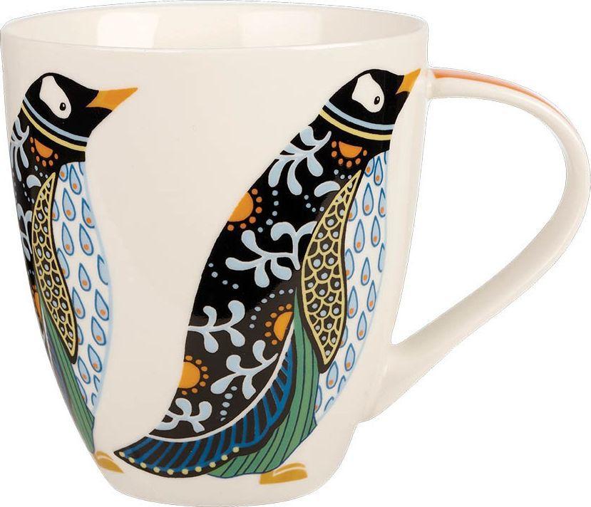 Кружка Churchill Пингвин, 500 млPARB00171Коллекция Кутюр использует эклектичное сочетание ярких цветов, чтобы создать самые модные узоры на посуде.