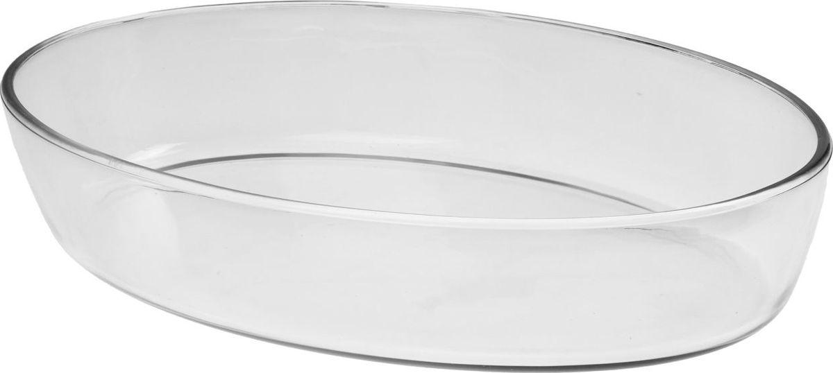 Блюдо Доляна, овальное, жаропрочное, 3 л828572Форма для запекания — необходимый атрибут в каждом доме, где любят вкусно готовить. Изделие выполнено из жаропрочного стекла, прошедшего несколько стадий закаливания. Оно подойдёт для приготовления блюд из мяса, рыбы и овощей.Преимущества изделияВозможность использования в СВЧ-печах и хранения в холодильнике.Быстрая мойка (в том числе в посудомоечной машине).Долгий срок службы.Изготовлено из экологичного материала.Форма может быть использована для подачи готовых блюд. Рекомендуется избегать резких перепадов температуры.