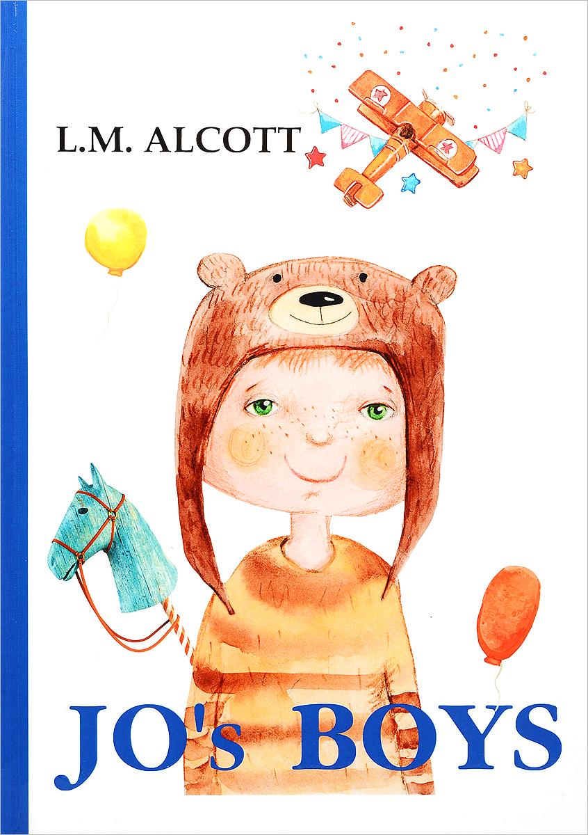L. M. Alcott Jo's Boys