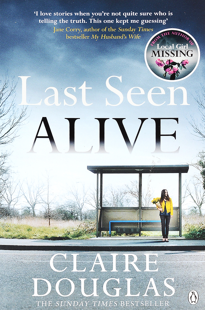 Last Seen Alive what she left