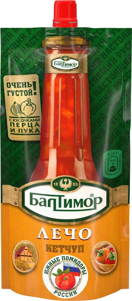 Балтимор Кетчуп лечо, 260 г67057990Новый кетчуп Балтимор Лечо, для которого не пожалели сладкого перца, моркови и лука. Вкус, знакомый нам всем с детства!Уважаемые клиенты! Обращаем ваше внимание, что полный перечень состава продукта представлен на дополнительном изображении.