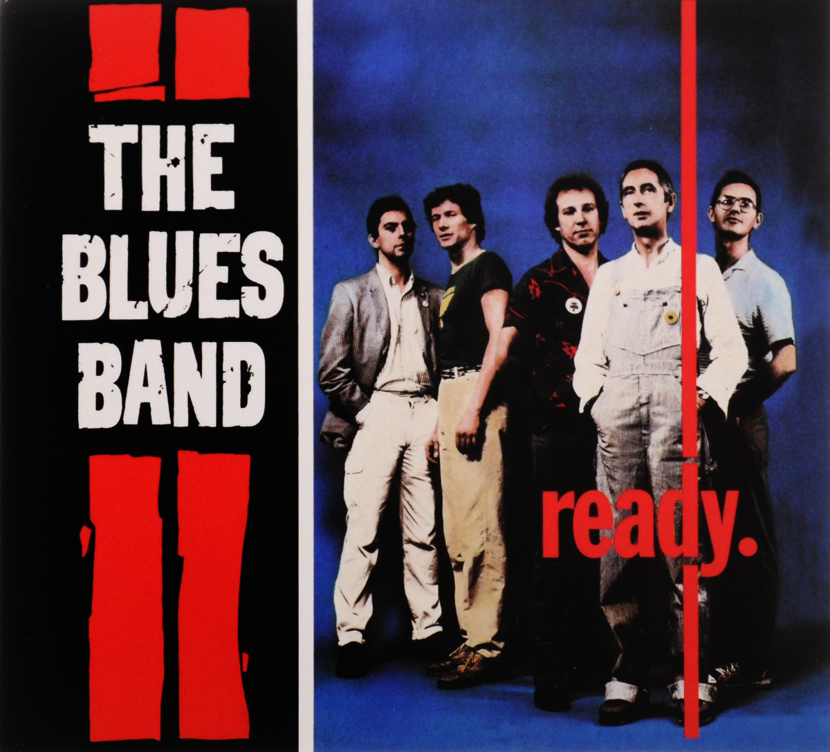 Blues Band The Blues Band. Ready blues band the blues band wire less