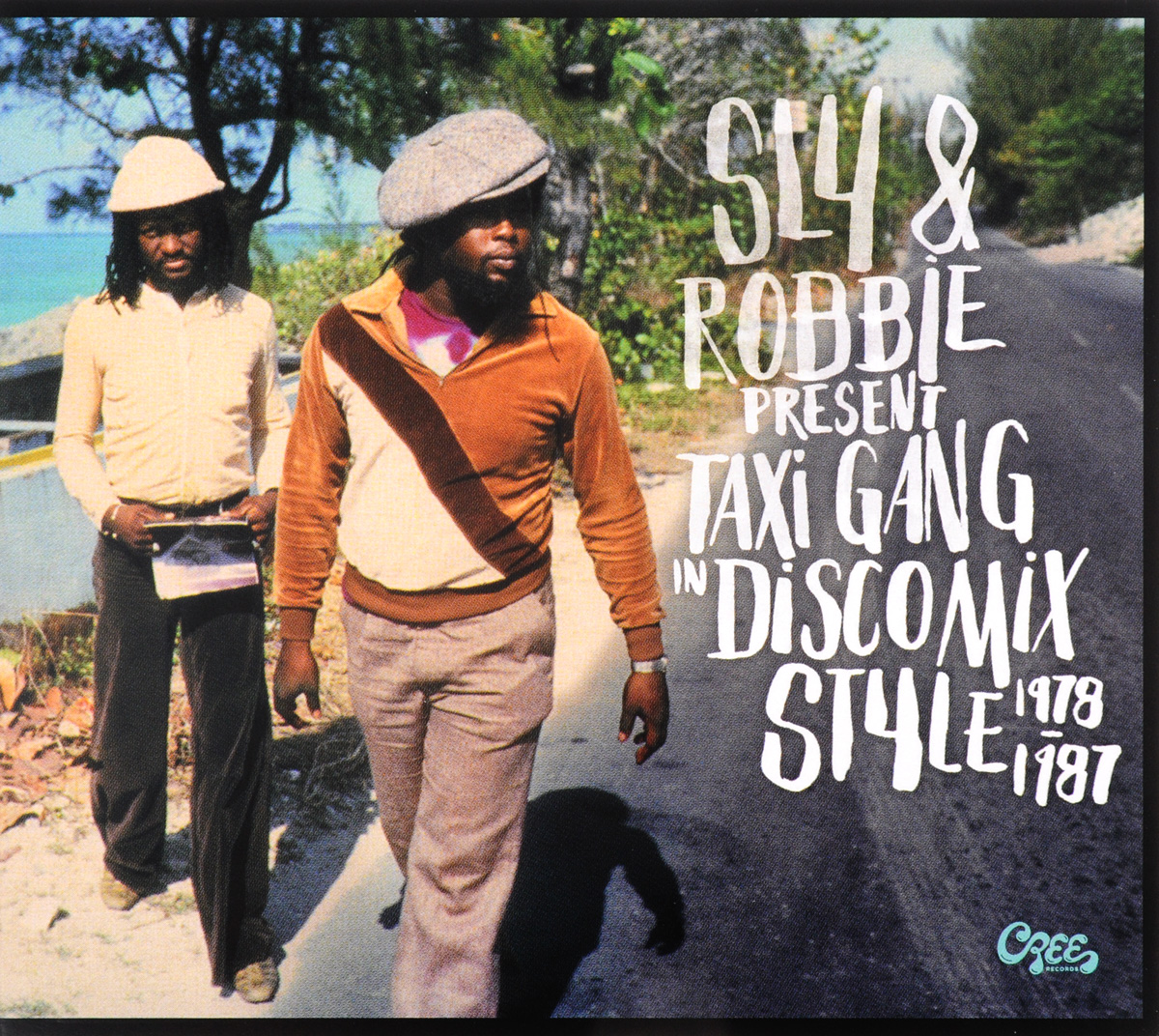 Sly & Robbie Present Taxi Gang In Disco Mix Style 1978-1987