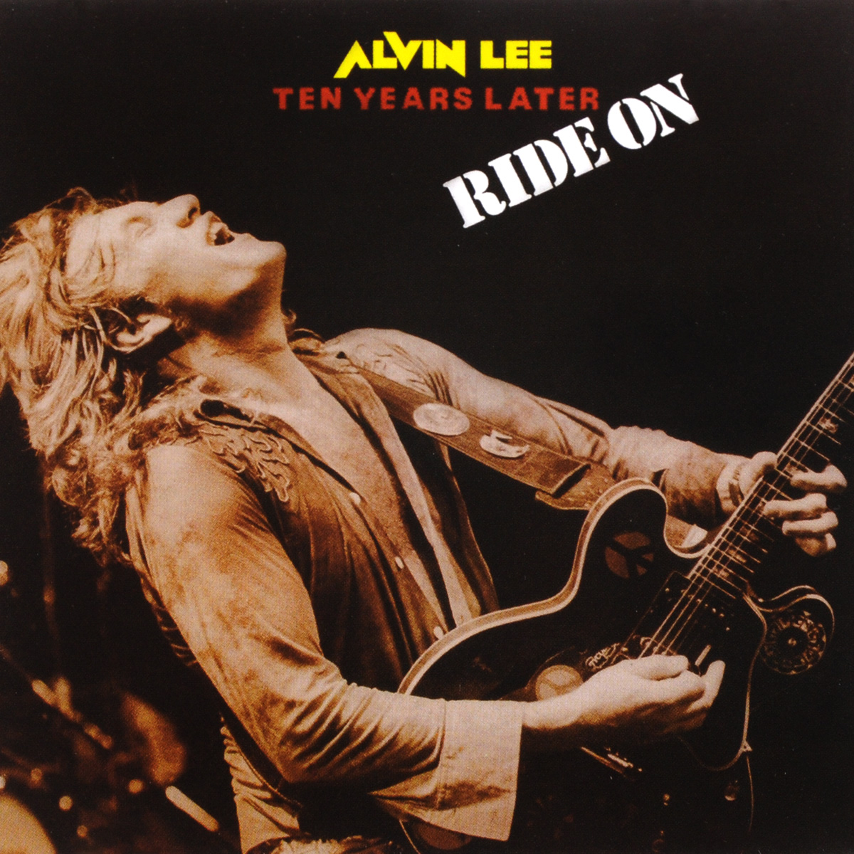 Alvin Lee & Ten Years Later. Ride On